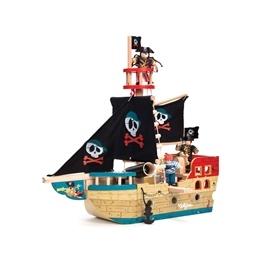 Le Toy Van - Pirat Skepp Jolly