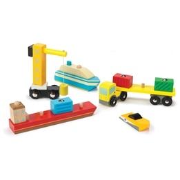 Le Toy Van - Bil & Båt Hamnset