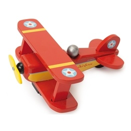 Le Toy Van - Flygplan Red Sky Flyer