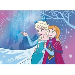 Disney - Frozen/Frost Barnmatta