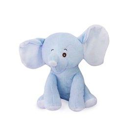 MRFK - Mjukdjur Elefant Blå 23 Cm
