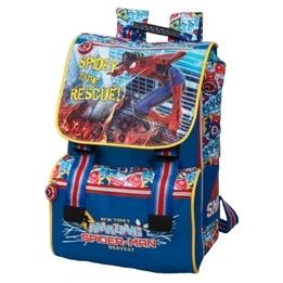 Disney - Spiderman Ryggsäck -To The Rescue - Deluxe