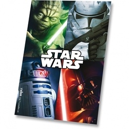 Disney - Star Wars Fleecefilt