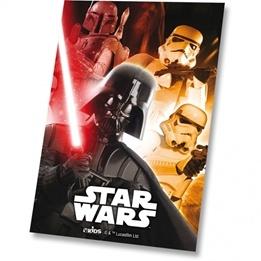 "Disney - Star Wars ""Dark Side"" Fleecefilt"
