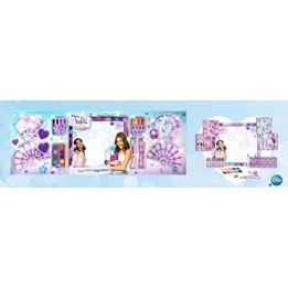 Disney - Violetta Rit- Och Målarset Storpack