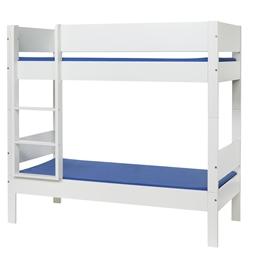 Huxie - Våningssäng - Vit -70x160 Cm