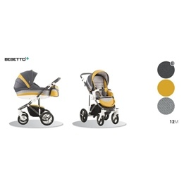 Bebetto - Murano 3in1 - 12M