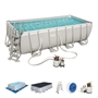 Bestway - Rectangular Pool Set