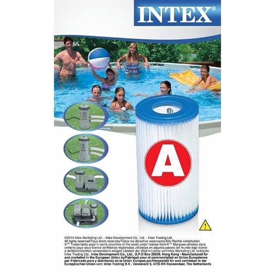 INTEX - Filter Cartridge Type A