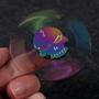 Fidget Spinners - Skull
