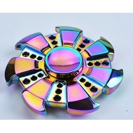 Fidget Spinners - King Of Wheel Rainbow