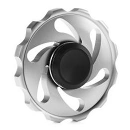 Fidget Spinners - Wheel Silver