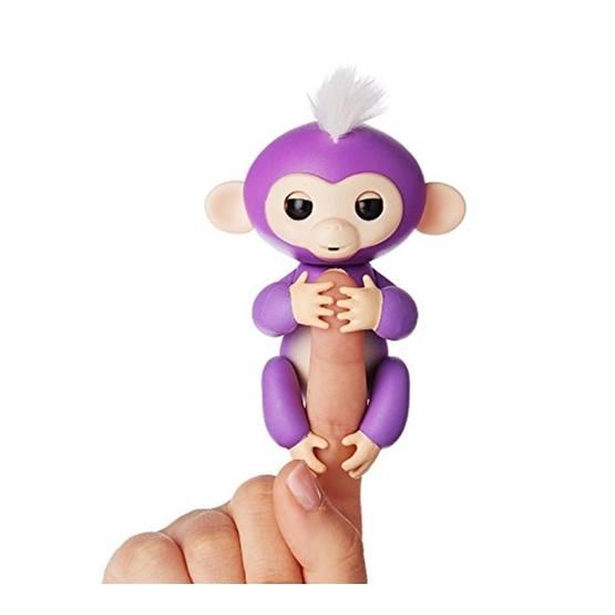 Fingerlings - Fingerapa - Lila