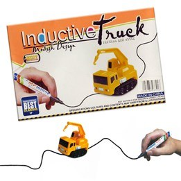 Magic Inductive Toy - Magic Toy Truck