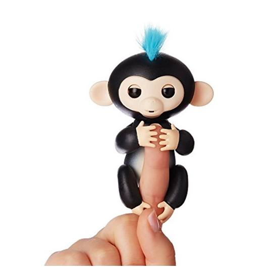 Fingerlings - Fingerapa Finn - Svart