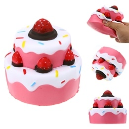 Soft 'n Slo - Squishy Toy - Big Cake Nr 49