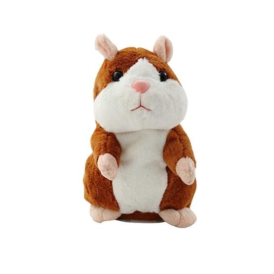 Talande Hamster - Brun