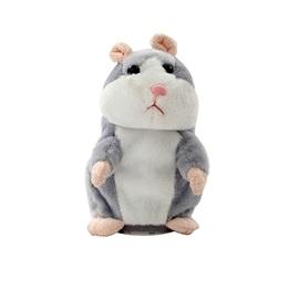 Talande Hamster - Grå