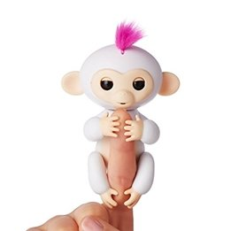Fingerlings - Fingerapa Sophie - Vit
