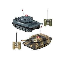 Tanks Battle set 2pcs