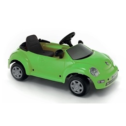 Azeno - Trampbil - Licensed VW New Beetle - Pedaler