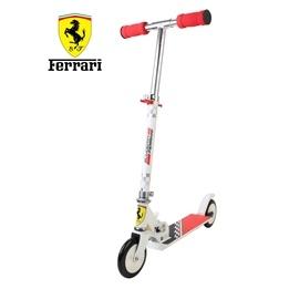 Ferrari FXK30 - Sparkcykel - Vit
