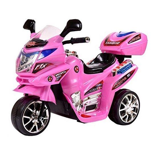 Elmotorcykel - Night Rider - Rosa
