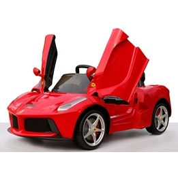 Azeno - Elbil - Licensed Ferrari