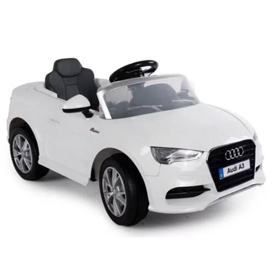 Azeno - Audi A3 White 12V