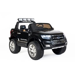 Elbil - Ford Ranger Fyrhjulsdrift - Svart