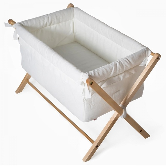 Troll - X-crib inkl madrass - Off White