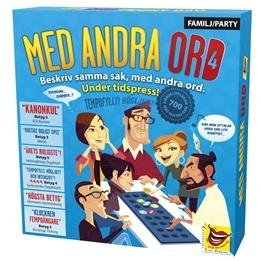 Alf - Spel - Med Andra Ord 4