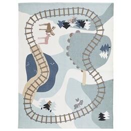 Kids Concept - Matta Skog Edvin 130x170