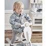 Kids Concept - Gungvespa Vit/Grå