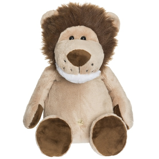 Teddykompaniet - Naveldjur Lejon 30 Cm