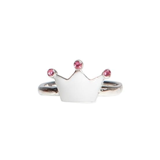 Kalas - Ring Silver Prinsesskrona