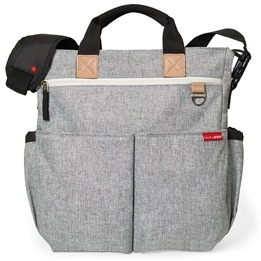 Skip Hop - Duo Signature Grey Melange