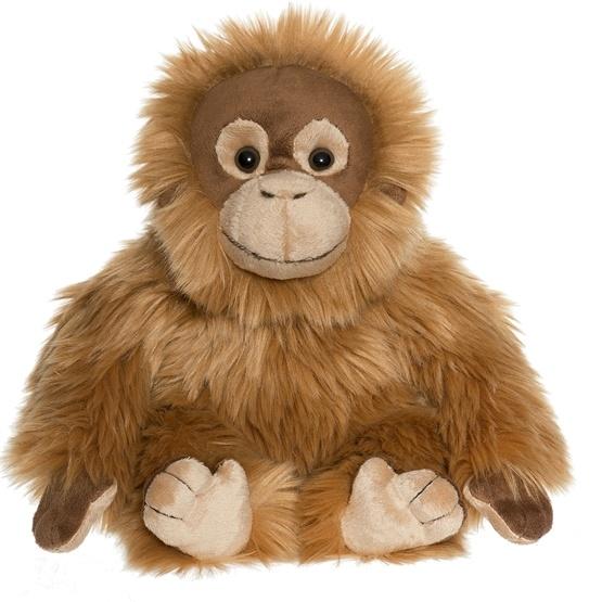 Teddykompaniet - Teddy Wild Orangutang