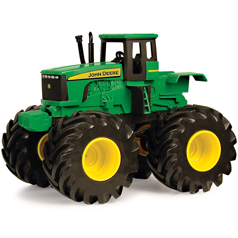 tomy john deere monster traktor. Black Bedroom Furniture Sets. Home Design Ideas
