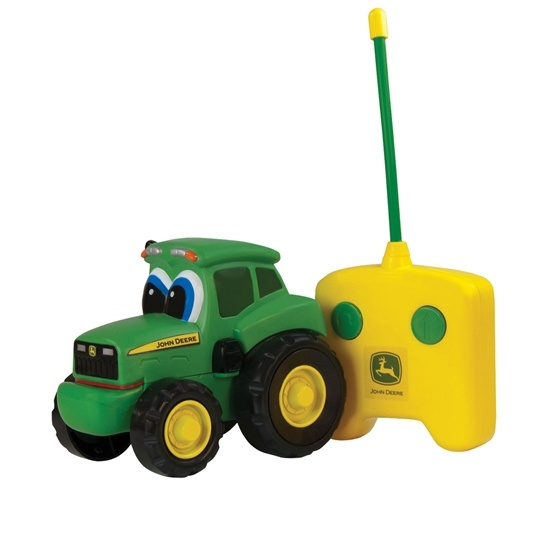 Tomy - John Deere Traktor Radiostyrd