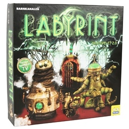 Martinex - Spel - Labyrint 2.0