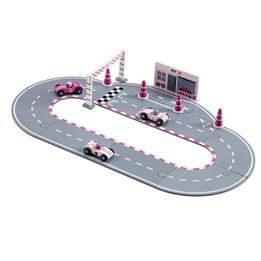 Kids Concept - Racerbilbana Rosa
