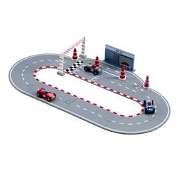 Kids Concept - Racerbilbana Blå