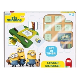 Multiprint - Minions Stickersautomat
