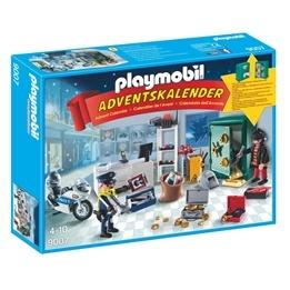 Playmobil - Adventskalender Polisinsats