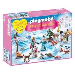 Playmobil - Adventskalender Skridskotur