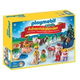 Playmobil - Adventskalender 1.2.3 Bondgård