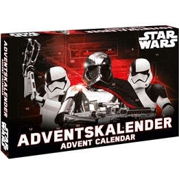 Disney - Adventskalender Starwars