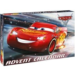 Disney - Adventskalender Cars 3