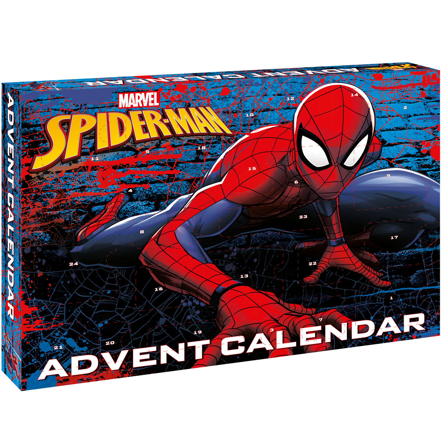 Adventskalender Spiderman